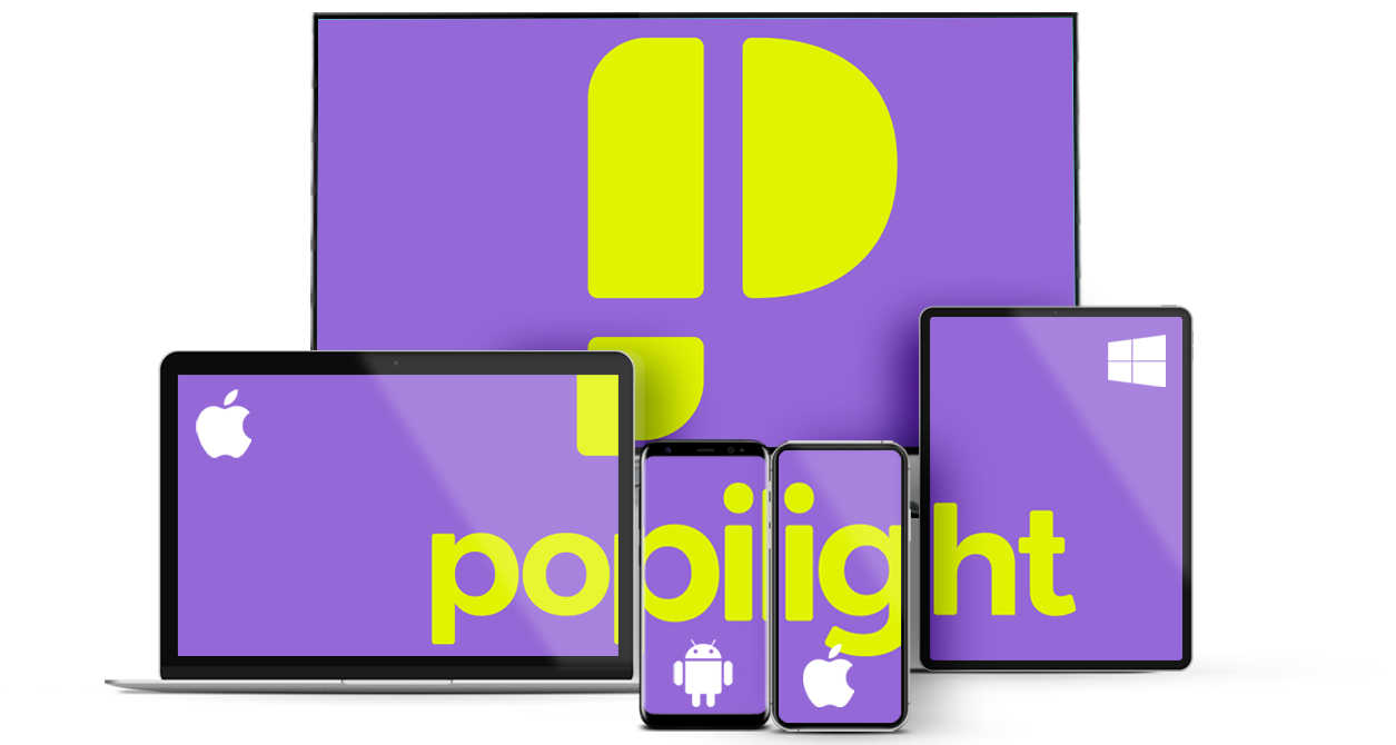 Popilight United Devices Immersive Experience